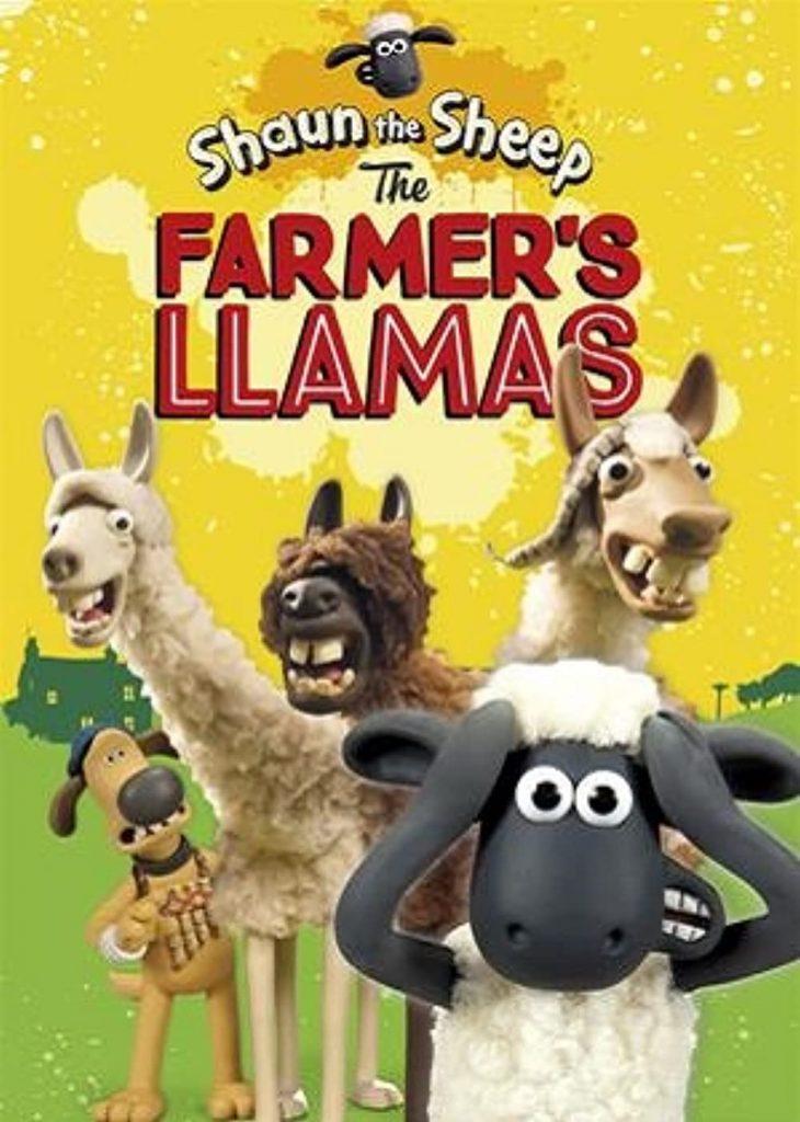 Shaun the Farmer's Llamas (2015)